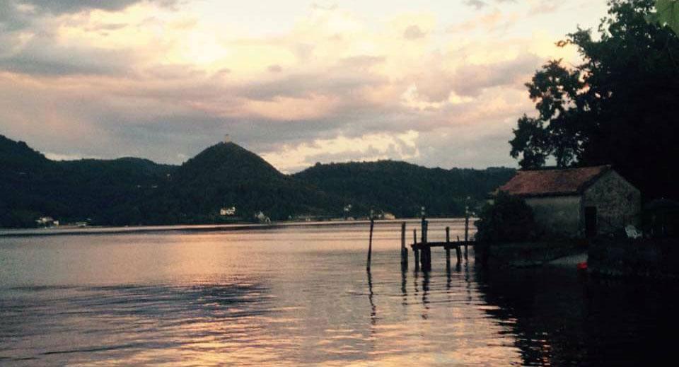 aperitivo sul lago d'orta