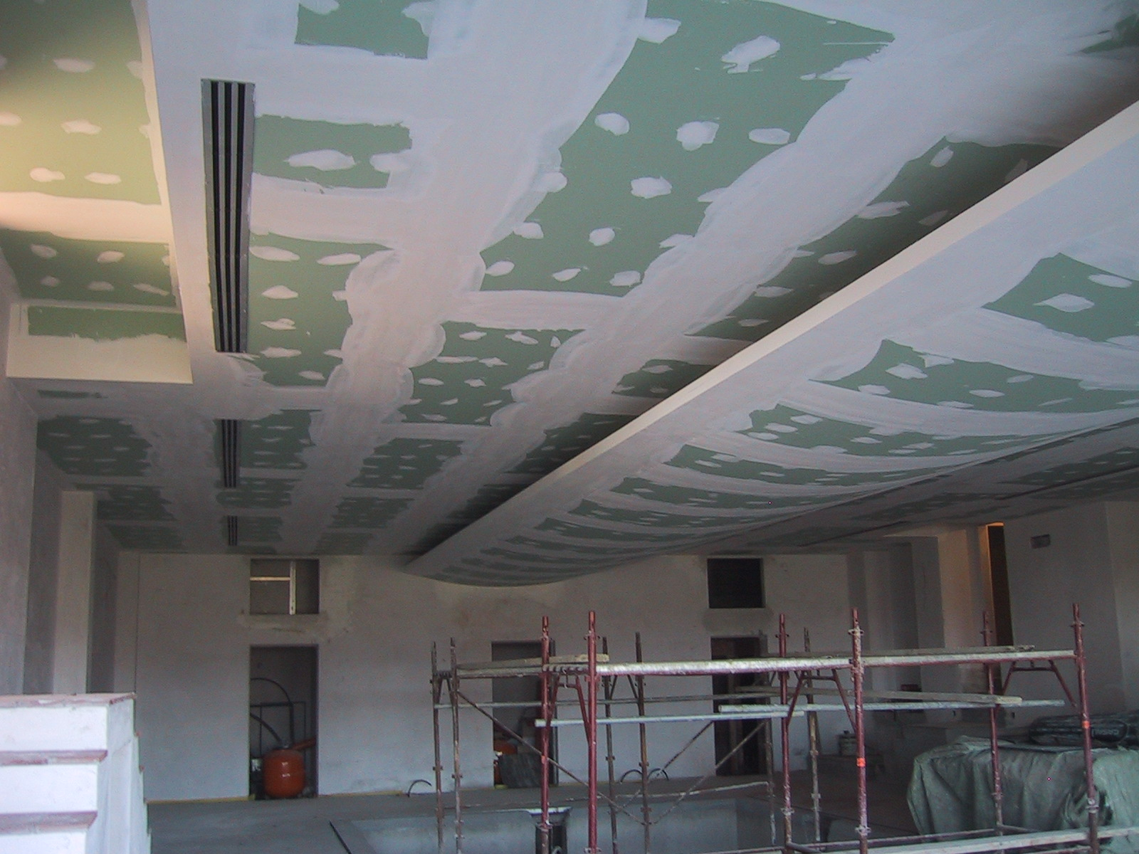 soffitti modulari Siena