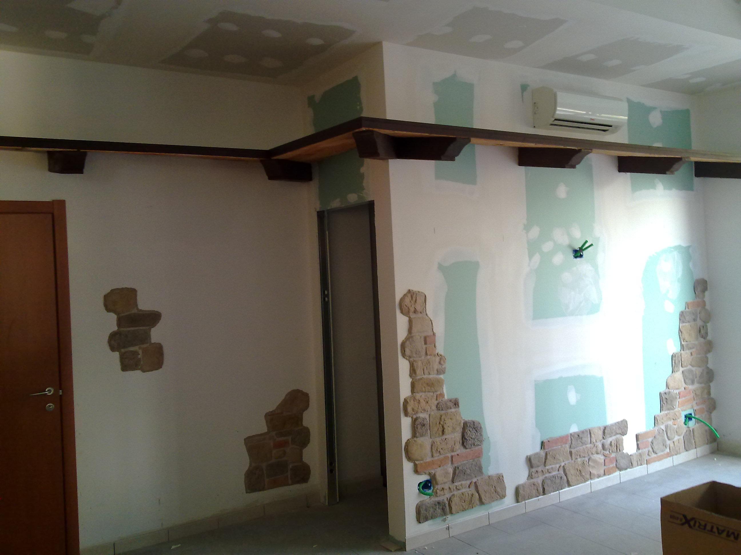 pareti in cartongesso Siena