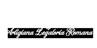 artigiana legatoria romana