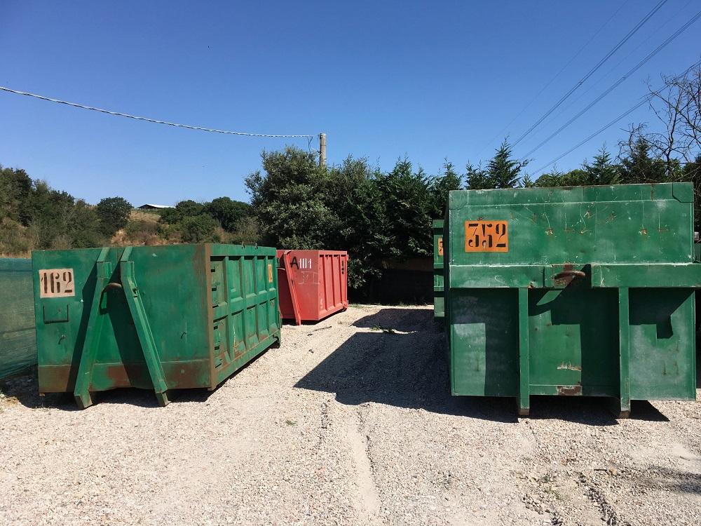 alfha smaltimento rifiuti roma
