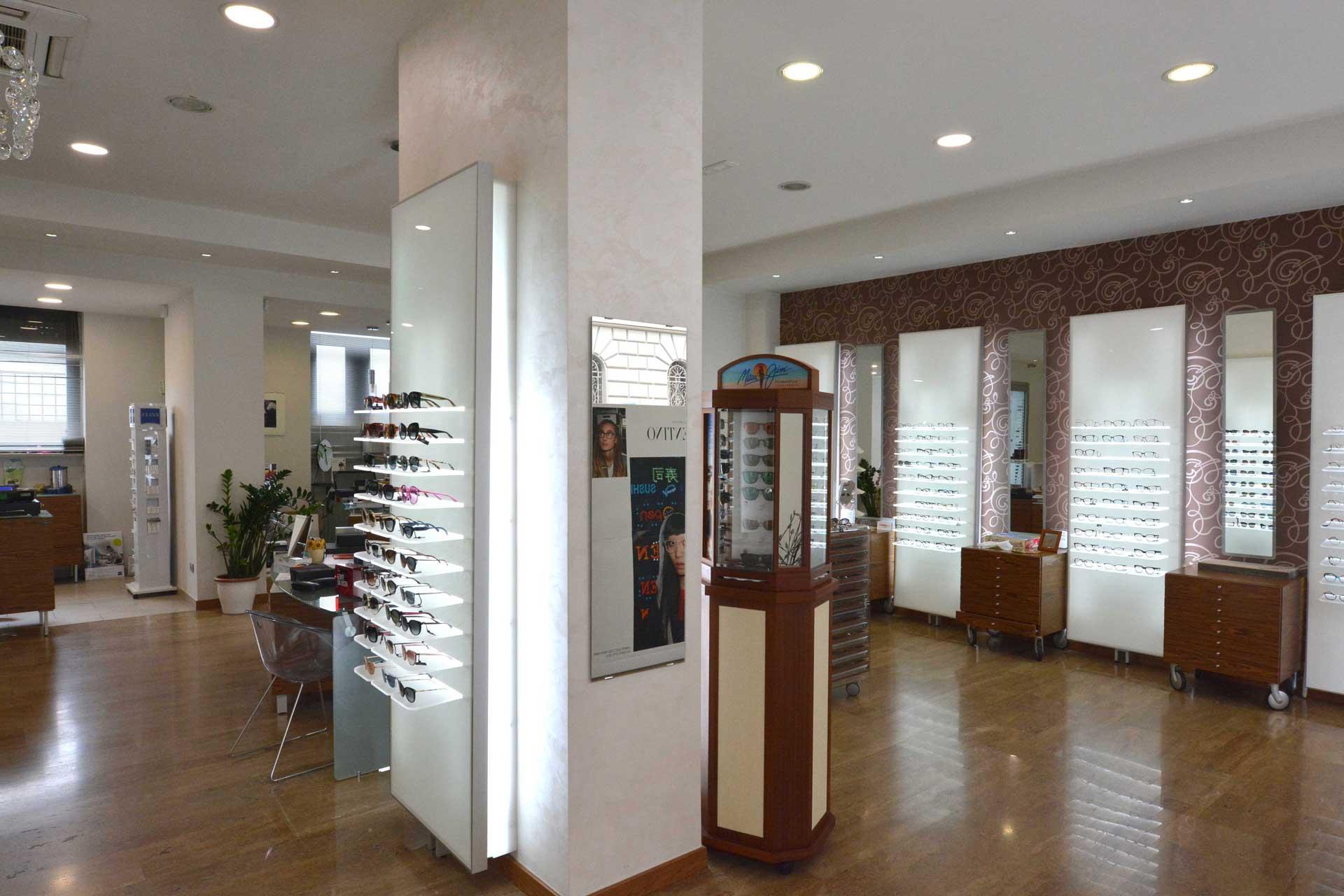 Optocal centre - Potenza