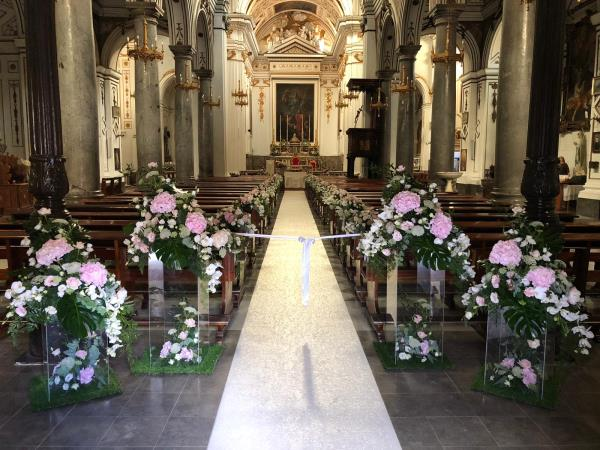 fiorista matrimoni Carini Palermo