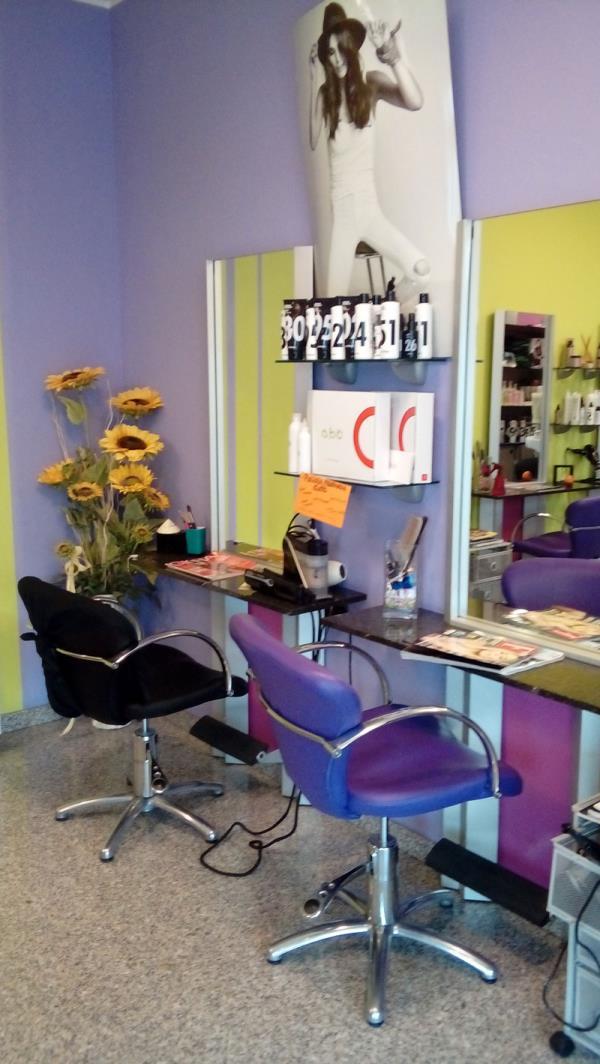 parrucchiere salone brugine