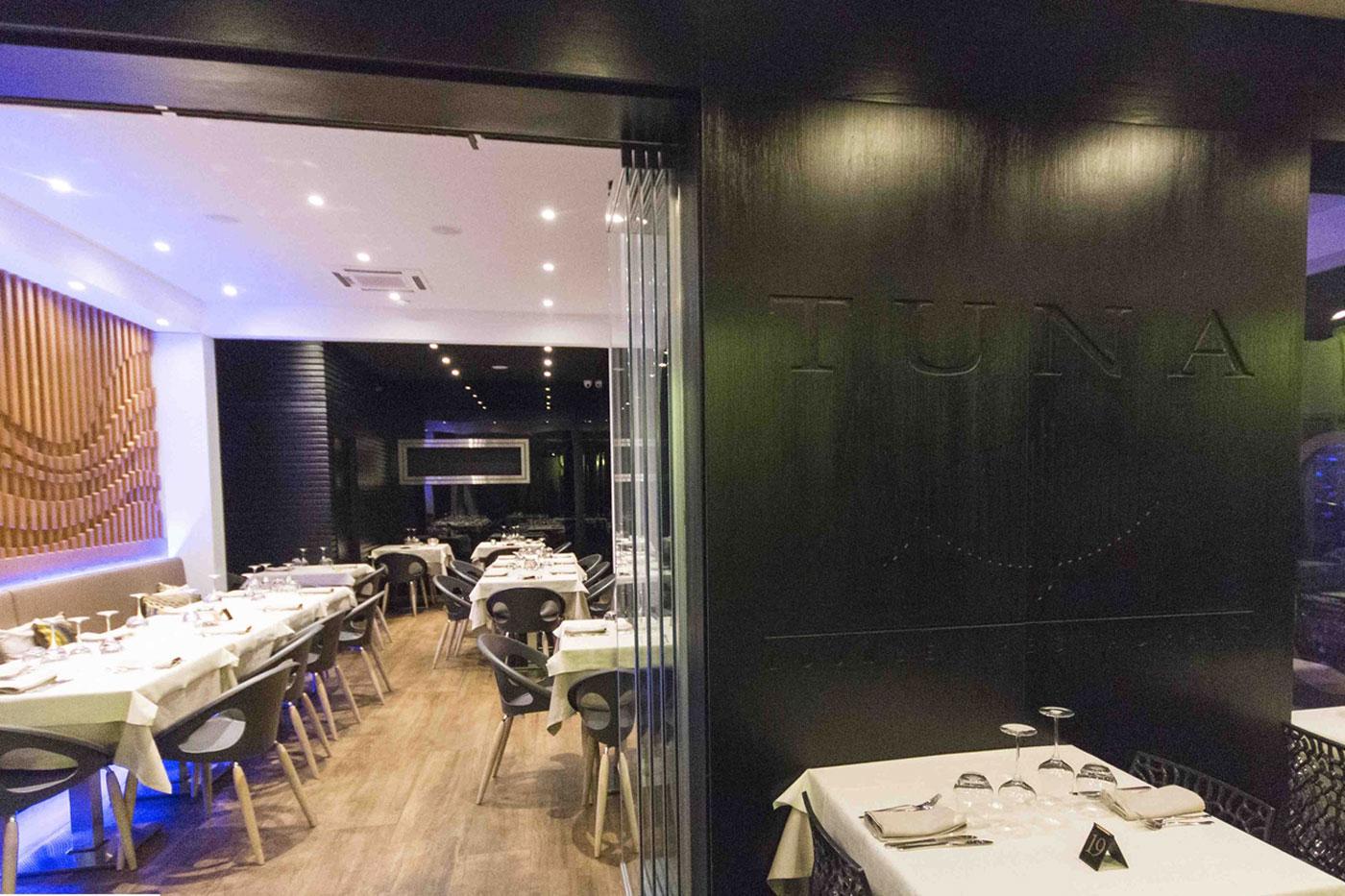 ristorante elegante castro