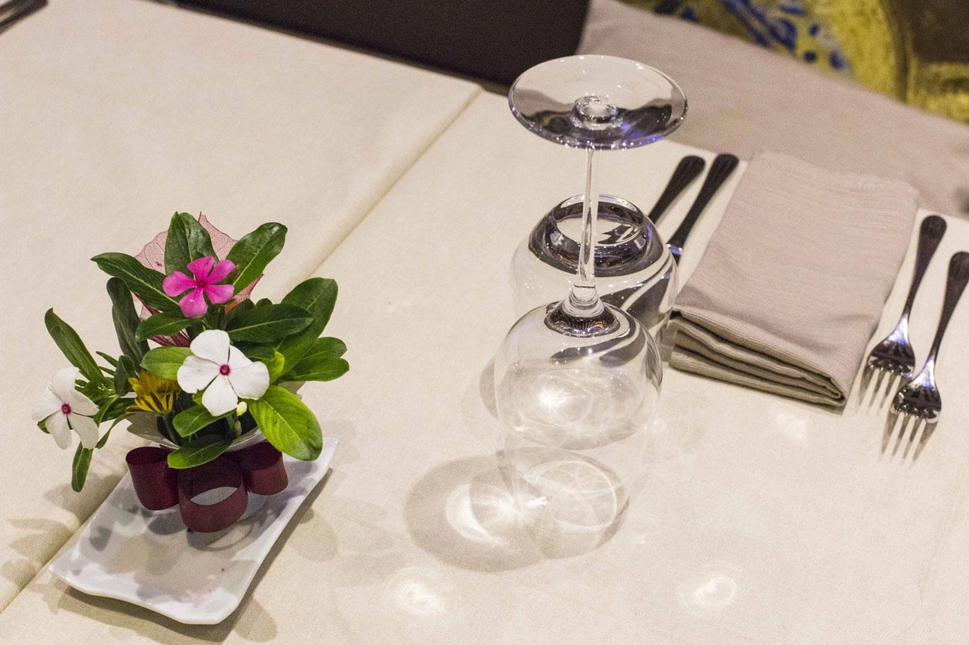 ristorante romantico castro