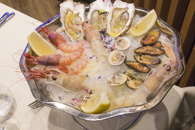 ristorante specialità pesce crudo castro