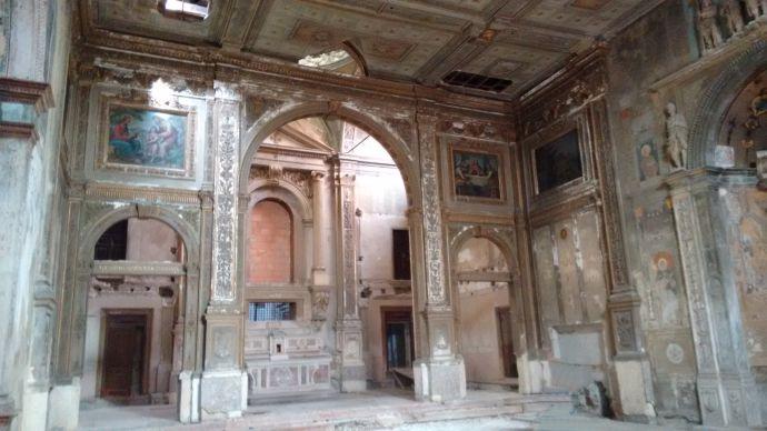 restauro chiese Verona