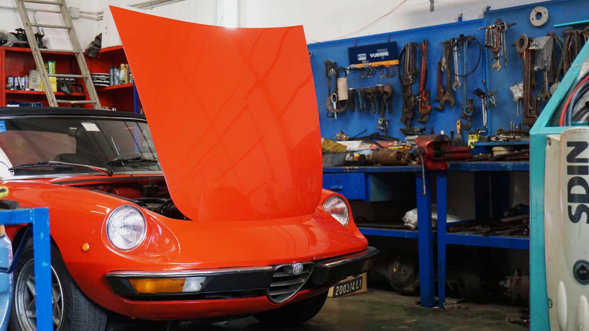 Assistenza e riparazione auto d