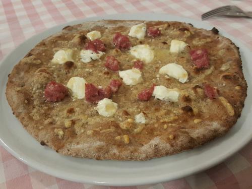 Pizza impasto integrale Azzano San Paolo