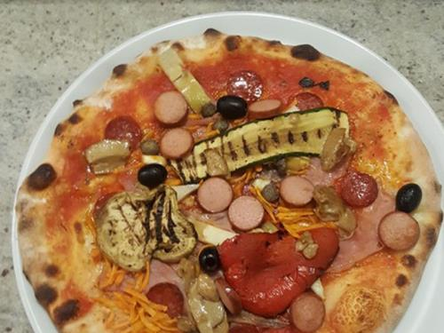 Pizze sfiziose Azzano San Paolo