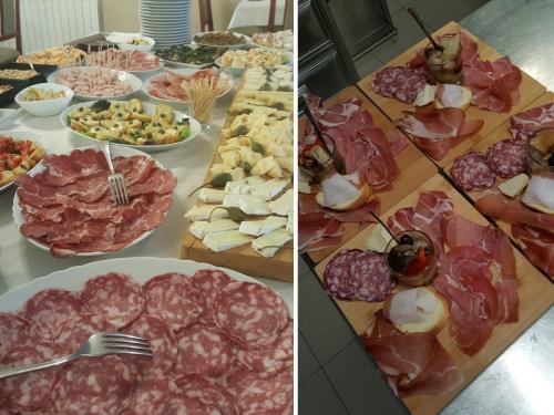 Piatti a base di carne Azzano San Paolo