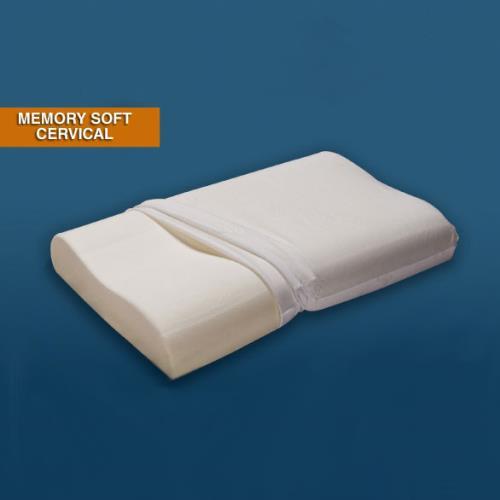 cuscino in memory foam per la cervicale foggia
