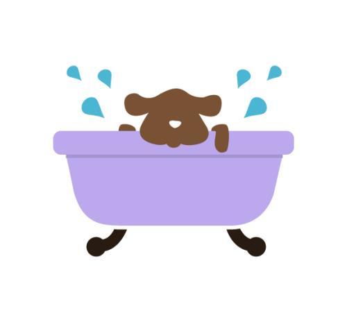 bagni antiparassitari cani Cosenza