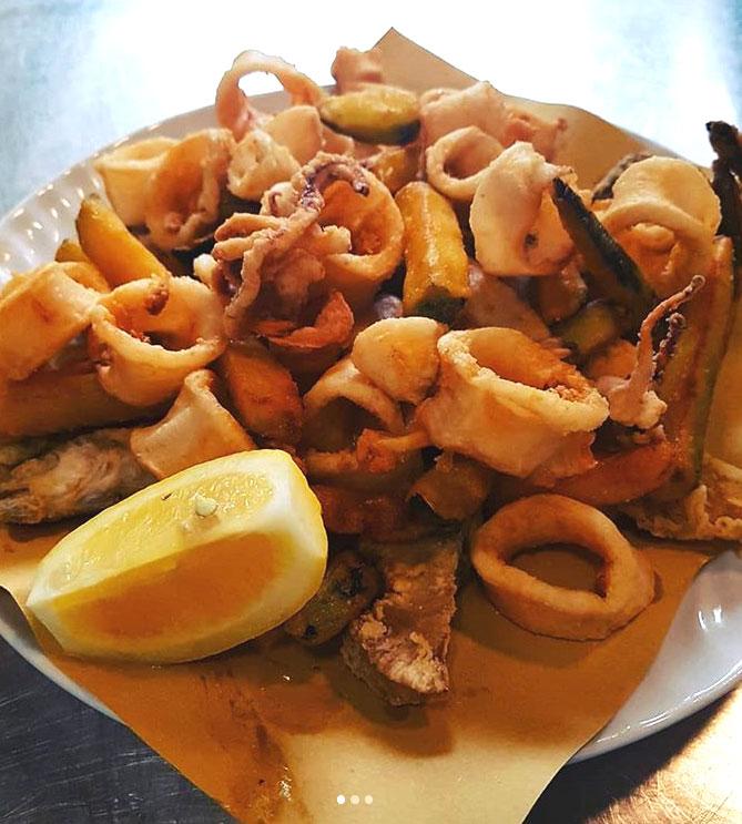 fritto misto di pesce bs
