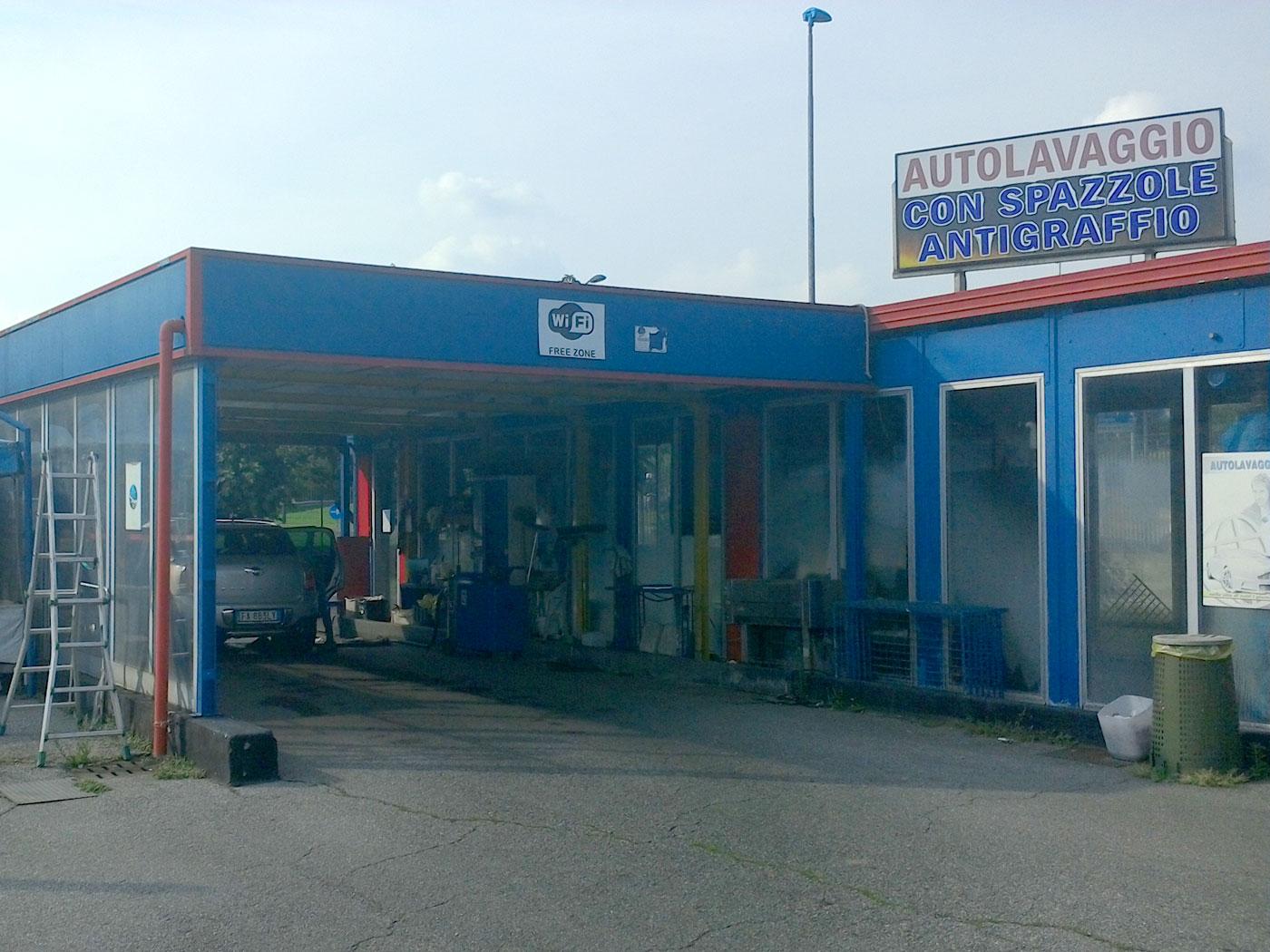pulizia interni auto in pelle san donato milanese