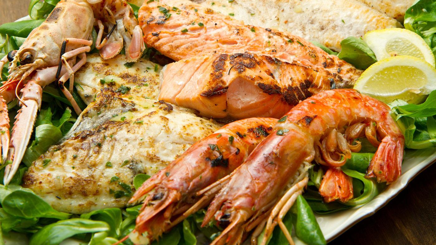 grigliata di pesce pontevico