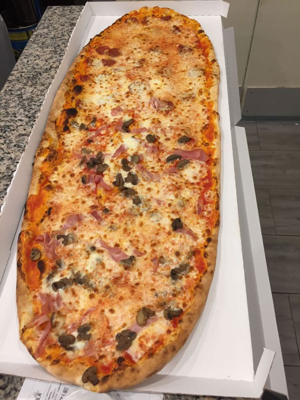 pizze al metro pontevico
