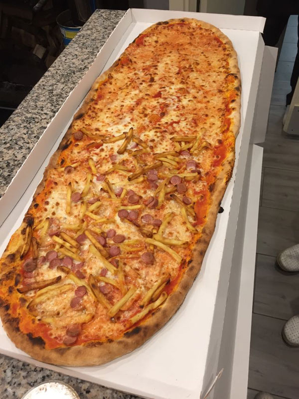 pizze schiacciate bs