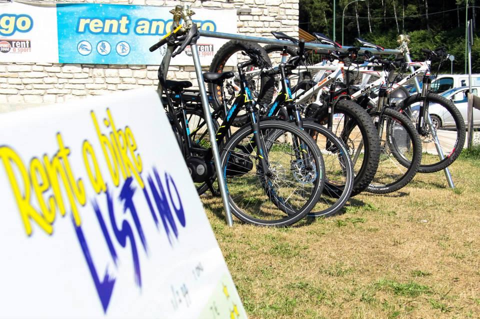 Noleggio Biciclette Nevegal