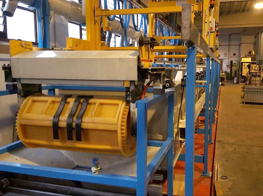 manutenzione impianti galvanici Bergamo