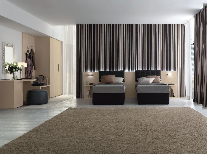 camera con due letti bg