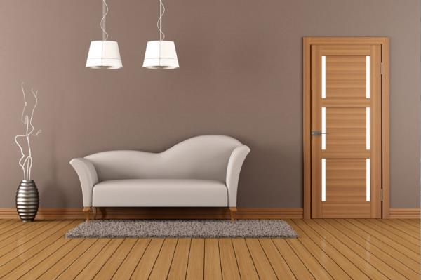 porta in legno bg