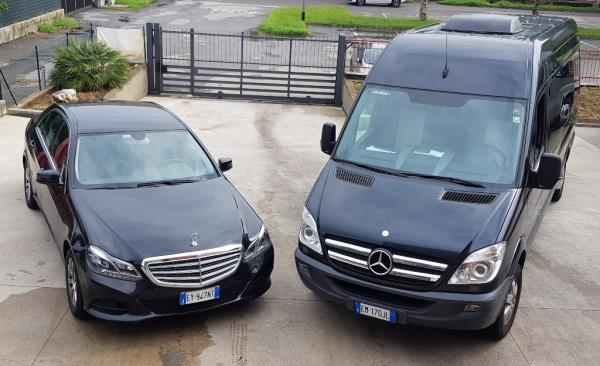 noleggio auto con conducente Milano Bergamo