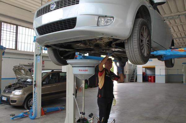 riparazione auto Terni