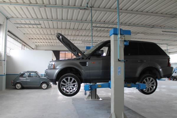 riparazione Land RoverTerni