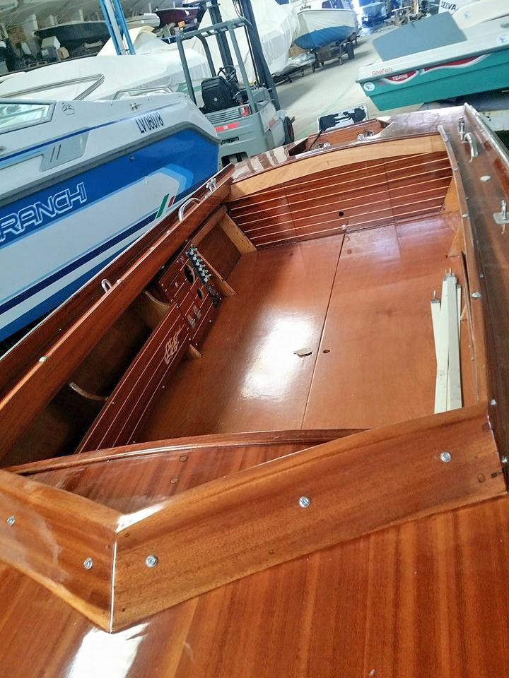 costruzione imbarcazioni Venezia