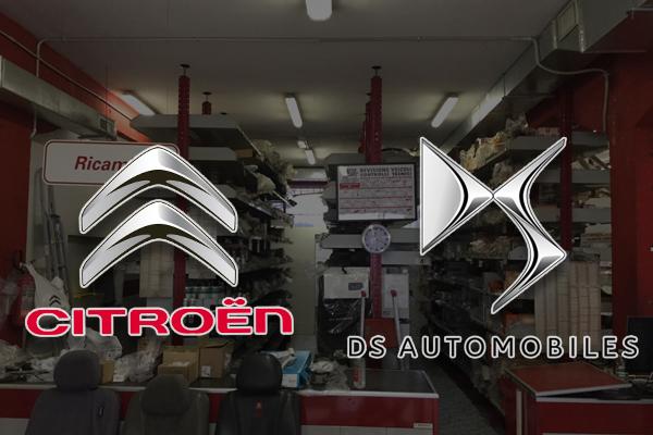 Assistenza autorizzata Citroën