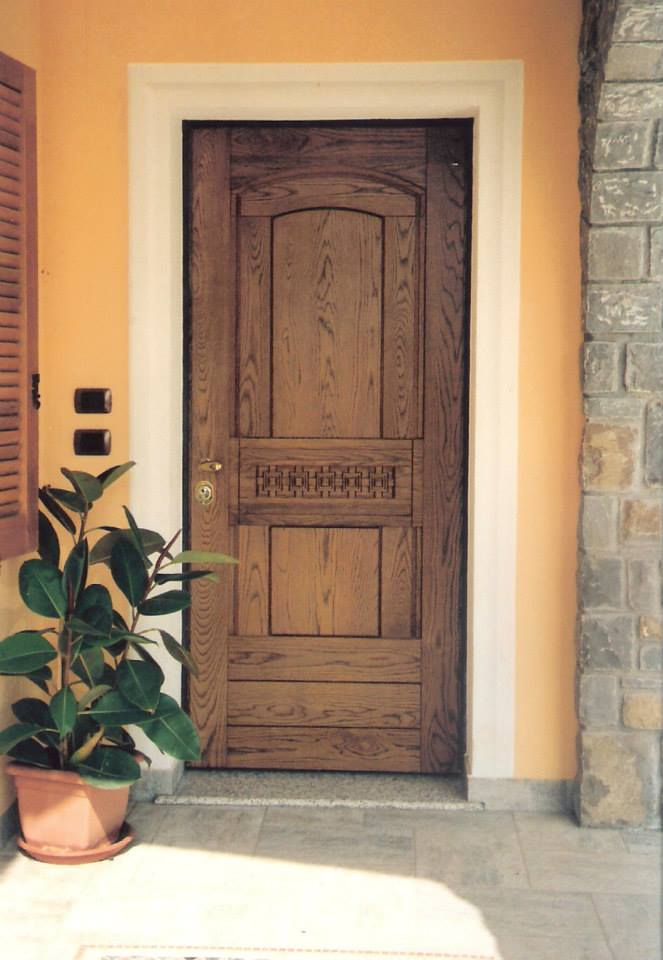 Vendita e Installazione Porte Blindate | CON IL LEGNO ARREDI Santo Stefano al Mare (Imperia)