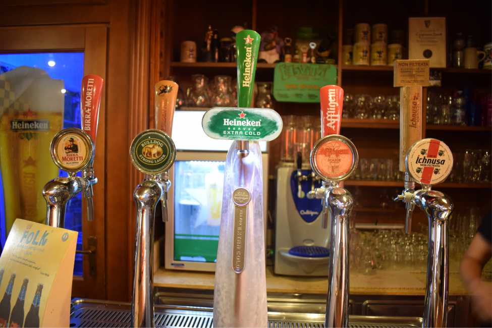 Pub San Bartolomeo al Mare (Imperia) | degustazione birre artigianali San Bartolomeo al Mare (Imperia) | PUB LA PINTA
