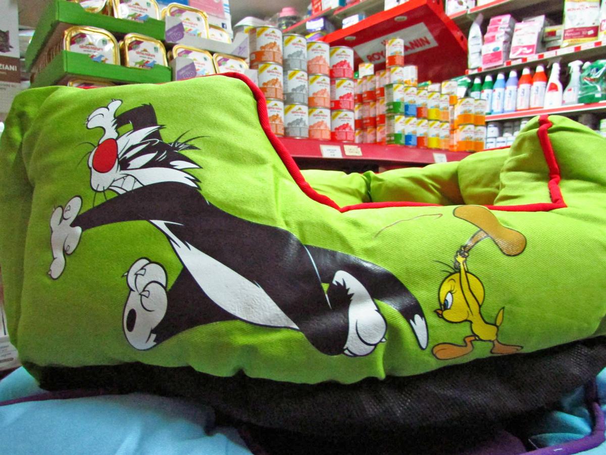 vendita di mangimi e accessori per animali da compagnia rieti