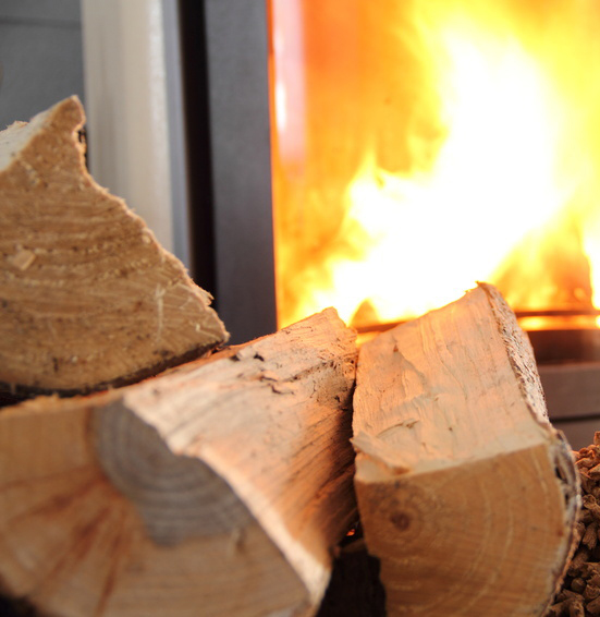 vendita legna vergine da ardere