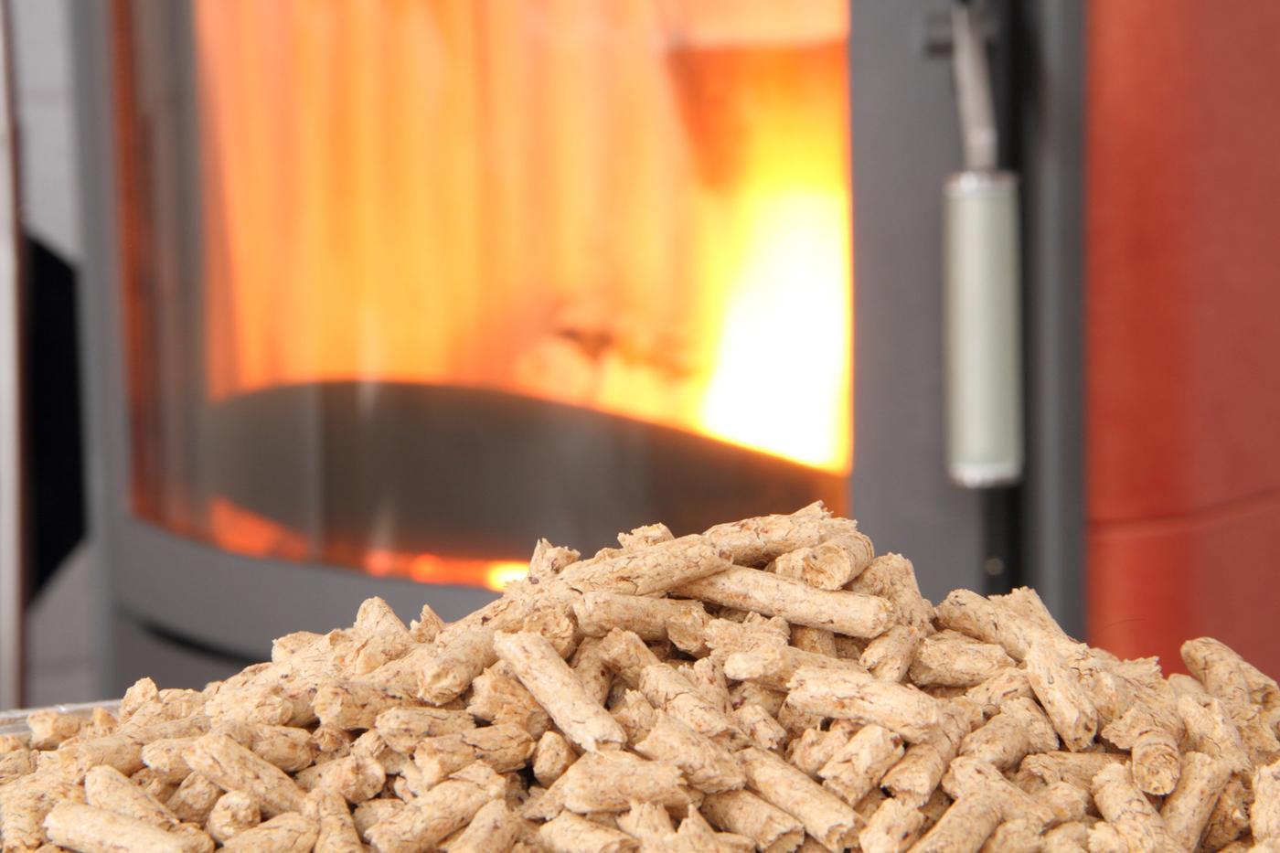 pellet per riscaldamento Piemonte e Lombardia