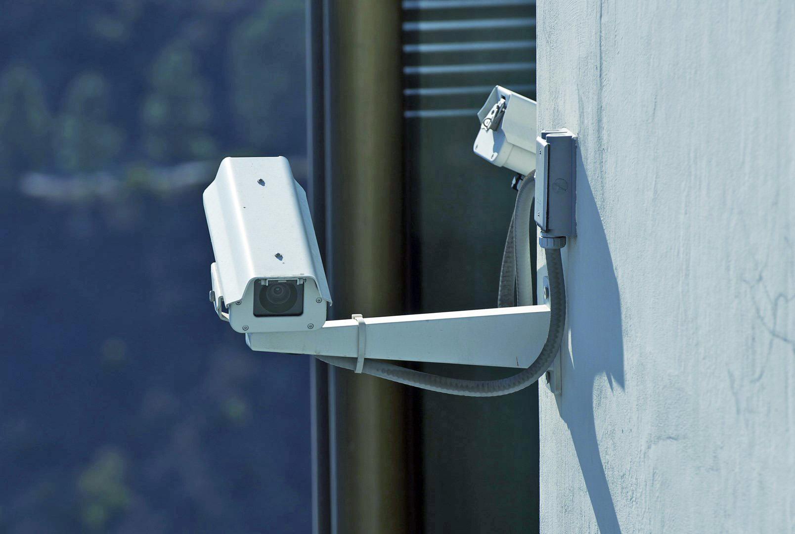 video sorveglianza, controllo accesso