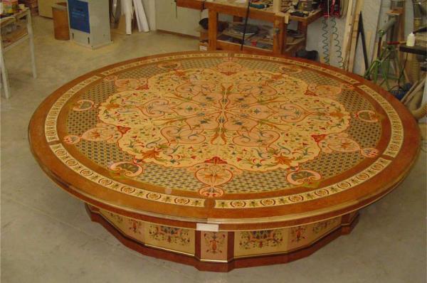 tavoli in legno su misura bergamo