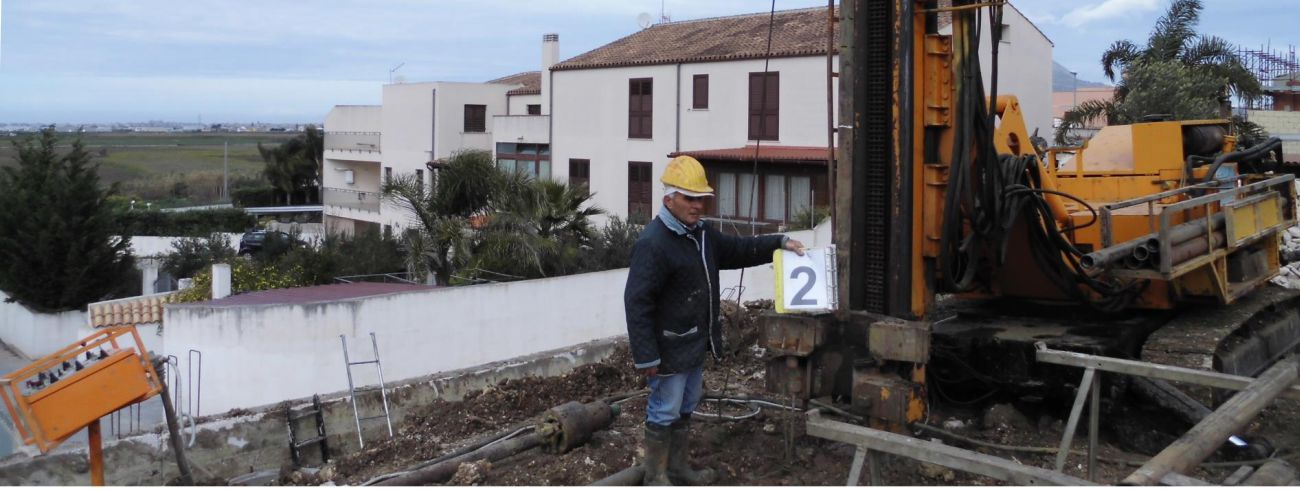 indagini geognostiche geoteniche trivel sicilia mazara del vallo trapani