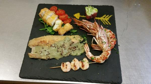 ristorante di pesce Busto Arsizio