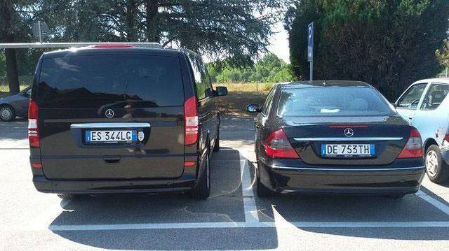 noleggio auto con conducente Varese