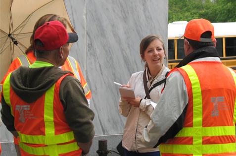 responsabile lavoratori sicurezza cantiere