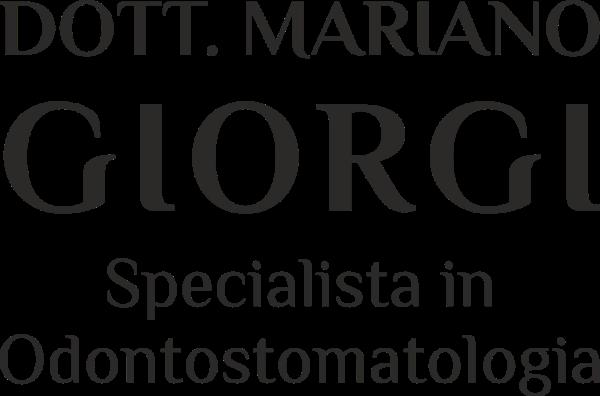 www.studiodentisticogiorgimariano.it