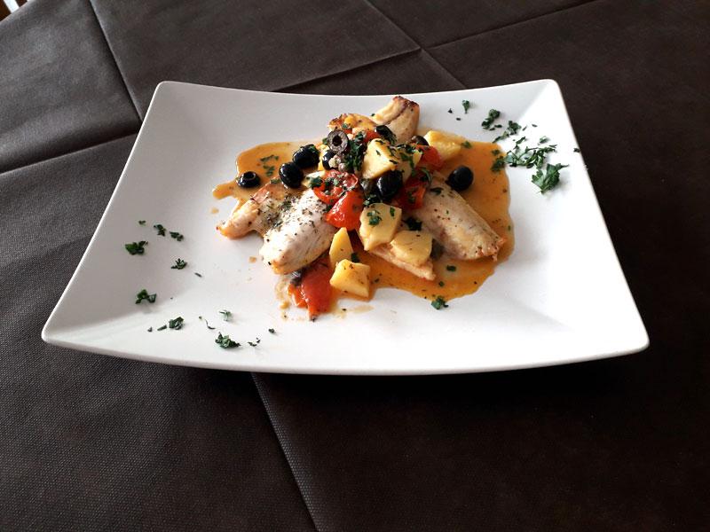 piatti di pesce brescia