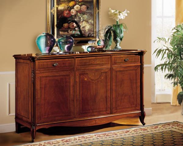 mobili classici per il soggiorno Lentini