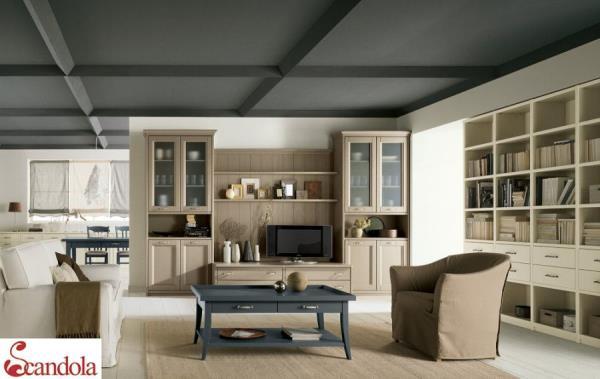 mobili contemporanei per il soggiorno Lentini