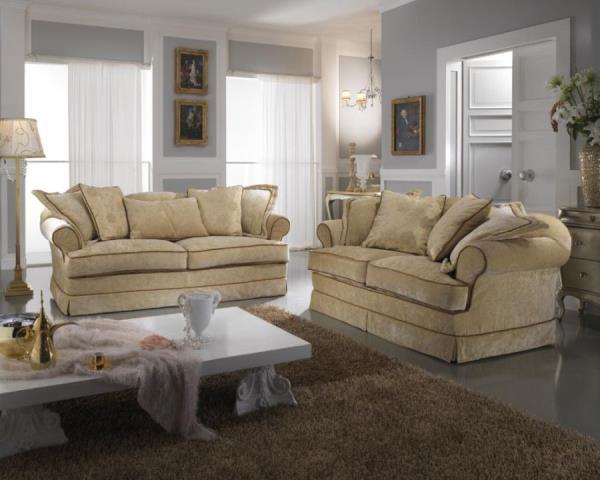 divani classici Lentini
