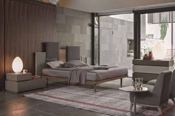 camere da letto minimal Lentini