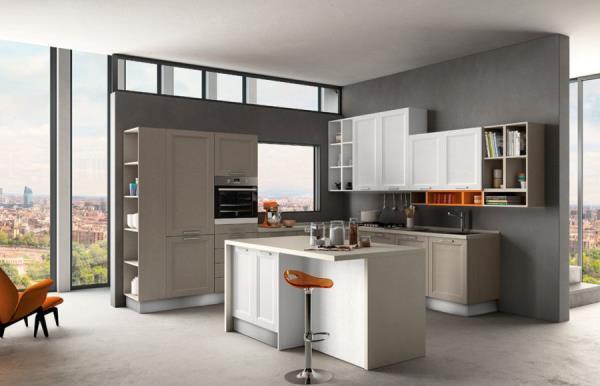 cucina contemporanea Lentini